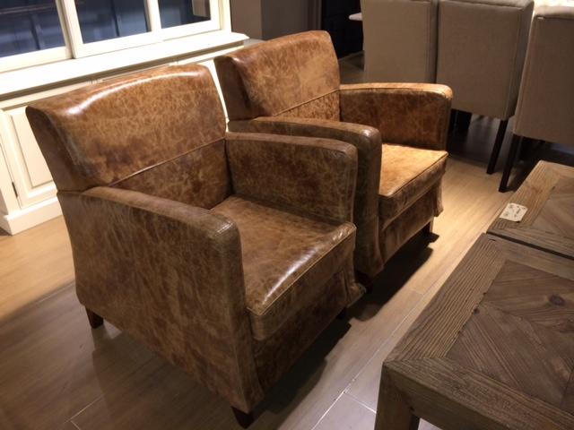 Mijn woonwinkel meubelen banken eetkamerstoelen for Bruine eetkamerstoelen