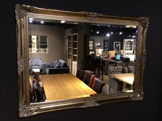 Spiegel met Facet 208 (73x105cm)