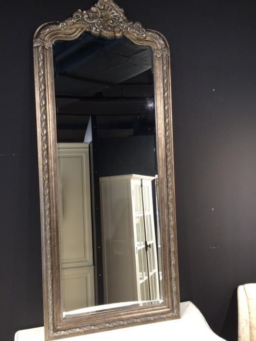 Spiegel met Facet 299 (60x160cm)