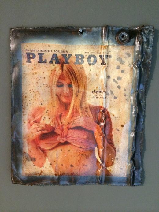 Playboy Print